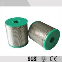 Quality Lead Free Solder Wire for sale