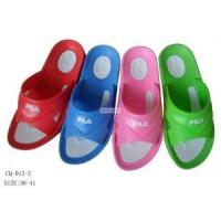 Buy cheap men pvc air blowing slippers 1.Item No.:903 from wholesalers
