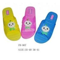 Buy cheap ladies pvc air blowing slippers 1.Item No.:FH-907 from wholesalers