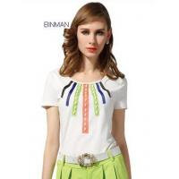 Quality 2014111117217women fashion blouse for sale