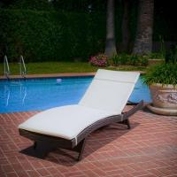 China Outdoor Modern Rattan Chaise Lounge Chairs(FT-2005-1) on sale
