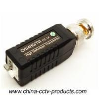 TVI Video Balun Single Channel Screwless HD-CVI/TVI/AHD Video Balun