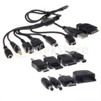 Buy cheap USB Multi-charge Cable and Adaptors for Cell phones iPod NDSL PSP MP3 MP4 Players product