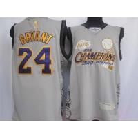 Quality NBA 2010 back to back 24# grey bryant for sale