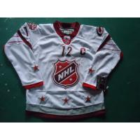 Quality 2011 nhl all star 12# white jersey for sale