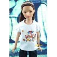 """Quality 12"""" Tonner Marley Doll Outfit White Tee Sunshine Beach for sale"""