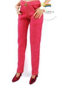 """Buy 16"""" Tonner Tyler/Antoinette Outfit Skinny Jeans Red at wholesale prices"""