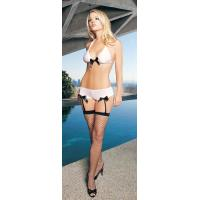 Buy cheap Sexy garter set with bows from wholesalers