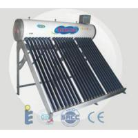 Buy cheap Solar Water Heater Non-pressurized Thermosiphon Solar Water Heater product