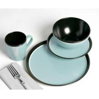 China Argentina Blue 16pc Placesetting Set, By Tabletops Unlimited on sale