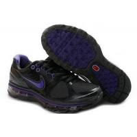 Quality Kids Nike Air Max 2009 IV Black Purple for sale