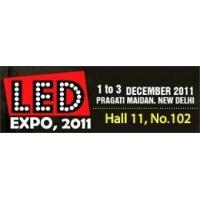 Quality GlacialLight exhibiting wide array of LED products at LED EXPO in New Delhi for sale