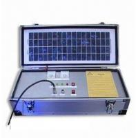 Buy cheap Solar products Portable solar generator family from wholesalers
