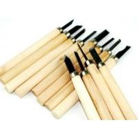 China Household & hobby tools 12pc Wood Carving Knife Set on sale