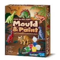 Buy cheap Arts & Crafts 4M Mould & Paint Dinosaurs from wholesalers