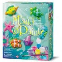 Buy cheap Arts & Crafts 4M Mould & Paint Undersea from wholesalers