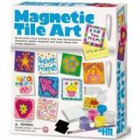 Buy cheap Arts & Crafts 4M Magnetic Tile Art from wholesalers
