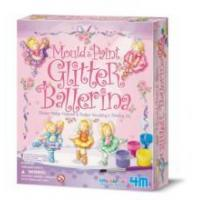 Buy cheap Arts & Crafts 4M Mould & Paint Glitter Ballerina from wholesalers