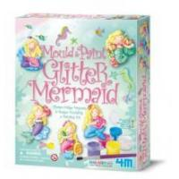 Buy cheap Arts & Crafts 4M Mould & Paint Glitter Mermaid from wholesalers