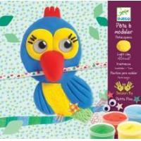 Quality Arts & Crafts Djeco Light Clay Plastifriends for sale