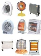 Buy fan heaters, Halogen heater,Quartz Heaters,PTC CERAMIC HEATER,Convector Heaters at wholesale prices