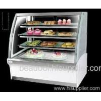 Quality HL type cake display cabinet, cake cabinet, display showcase for sale