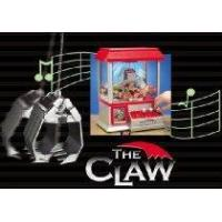 "Quality ""The Claw"" Electronic Candy Grabber Machine Arcade Game From"