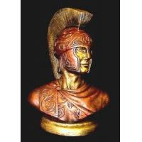 Best Greek Warrior Spartan Bust for sale of item 38528862