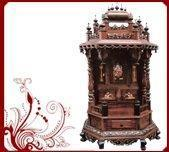 Pics Photos - Wooden Pooja Stand Models Picture