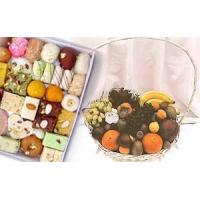 Quality COMBO 4 - 2 kg Mithai and 5 kg Fresh Fruits for sale