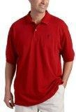 Buy IZOD Men's Short Sleeved Crested Pique Polo at wholesale prices