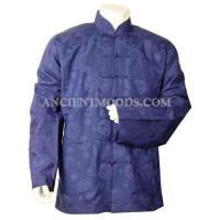 China Quilted Winter Silk Jacket on sale