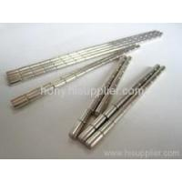 Quality Cylinder Sintered NdFeB Magnet for sale