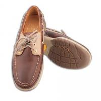 China Gold Billfish 3-Eye Deck Shoe by Sperry Top-Sider on sale