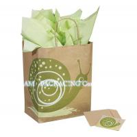 Buy cheap brown kraft bag,twisted handle paper bag,twisted shopping bag product