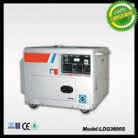 Buy cheap Silent Diesel Genset Silent Diesel Genset product