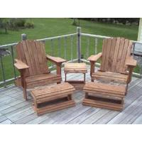 Adirondack Chair Ottoman Woodworking Plans Apps Directories