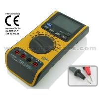 Buy cheap 5-in-1 Multimeter with LUX, dB, , RH, AC, DC from wholesalers