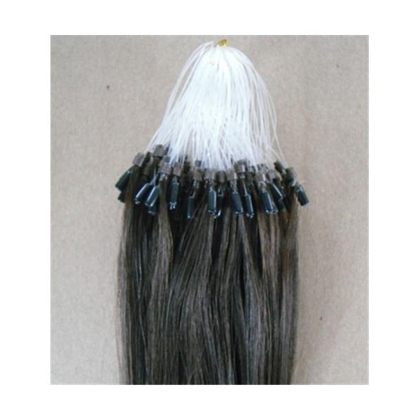 Synthetic Micro Ring Hair Extensions 30