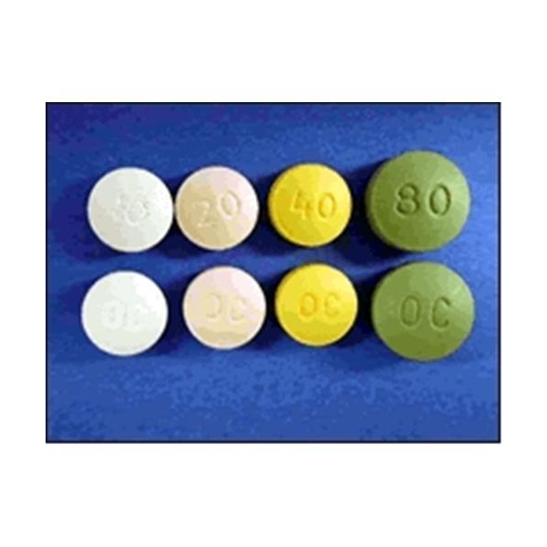 Oxycontin Pills Pictures