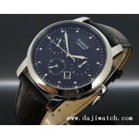 Quality Automatic 43mm Parnis textrured dial black dial automatic mens wristwatches for sale