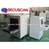 Quality Airport Safe 34mm Steel Penetration X Ray Baggage Scanner Machine for sale