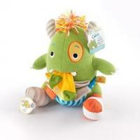 China gifts Baby Aspen Calvin the Closet Monster Knit Baby Socks and Plush Monster Gift Set on sale