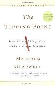 China The Tipping Point How Little Things Can Make A Big Difference from Back Bay Books