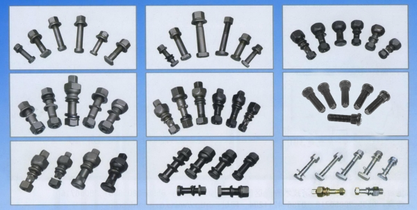 Buy Guda produces all series Wheel bolt by premium quality raw materials and advanced technology. at wholesale prices