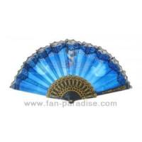 China Religious plastic fans on sale