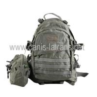 Quality Bags Molle Tactical military army large capacity backpack daypack with one pouch CL5-0005RG for sale