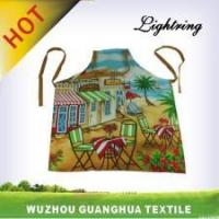 Quality Kitchen Product 100% cotton fashional apron for sale