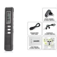 Buy cheap Digital Voice Recorder Digital Voice Recorder Voice Activated Recording Metal Design 4GB product