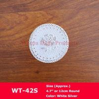 Silver Cup Mat